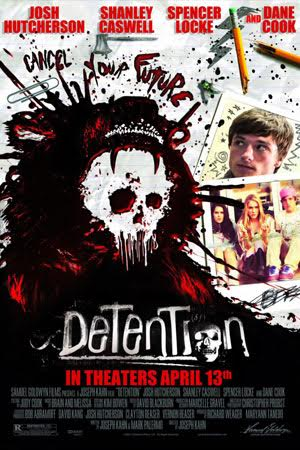 Detention (2011) Poster