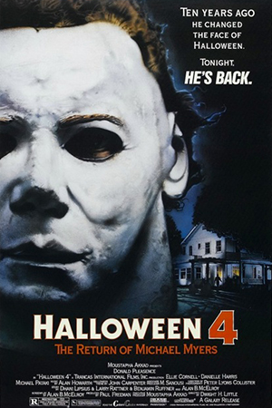 Halloween 4 - Return of Michael Myers