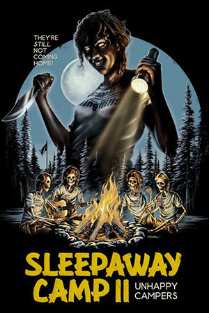 Sleepaway Camp 2: Unhappy Campers (1987)
