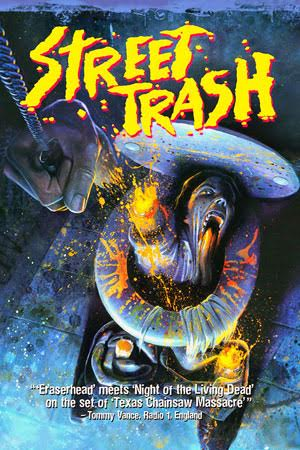 Street Trash (1987) Movie Poster