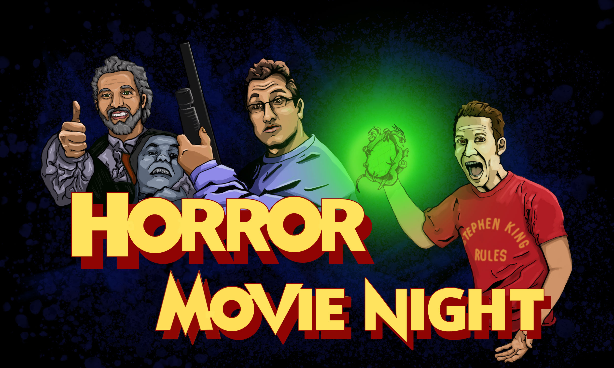 Horror Movie Night Podcast